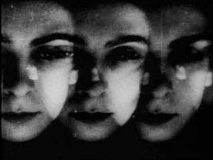 """Fotogramas del film, """"Inflación"""" de Hans Richter"""